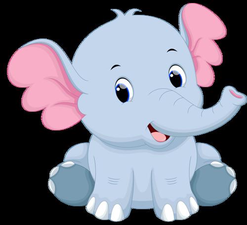 Cartoon elephant vector 15 png baby - Fotos de elefantes bebes ...