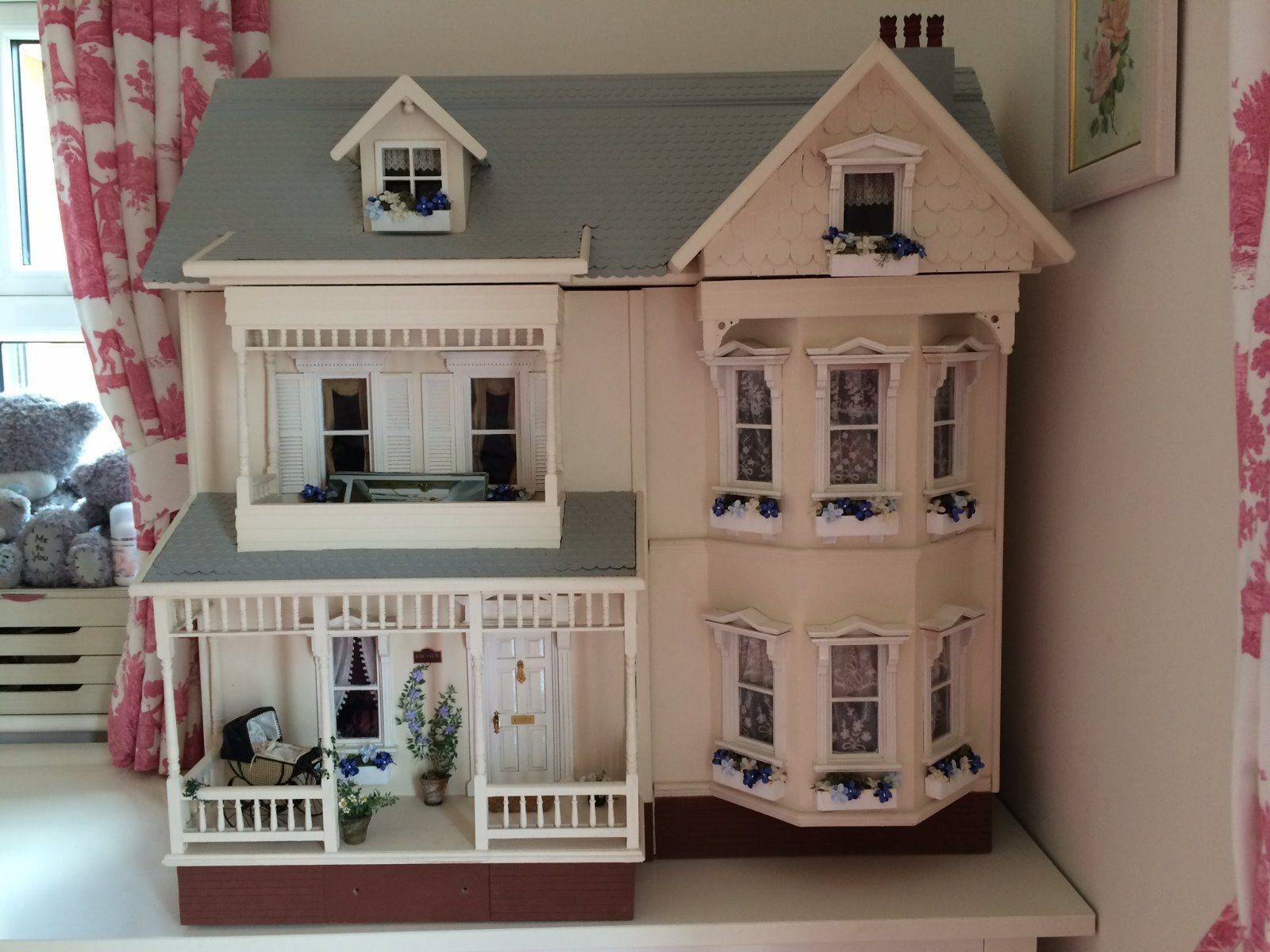 15++ Dollhouses ebay image ideas