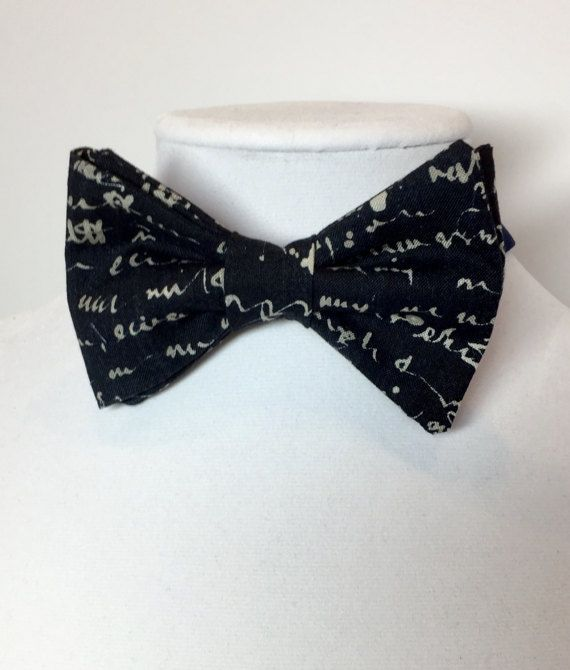 5eaa3a31628f Navy Bow Tie Navy Grey Bow Tie Mens Bow Tie Navy Gray Bow Tie Navy Clip-on  Tie Ring Bearer Uganda