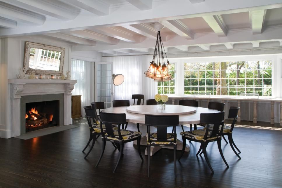 Select Furniture Like A Pro Large Round Dining Table Round Dining Table Large Dining Room Table