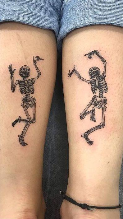 Photo of Schädel Tattoos