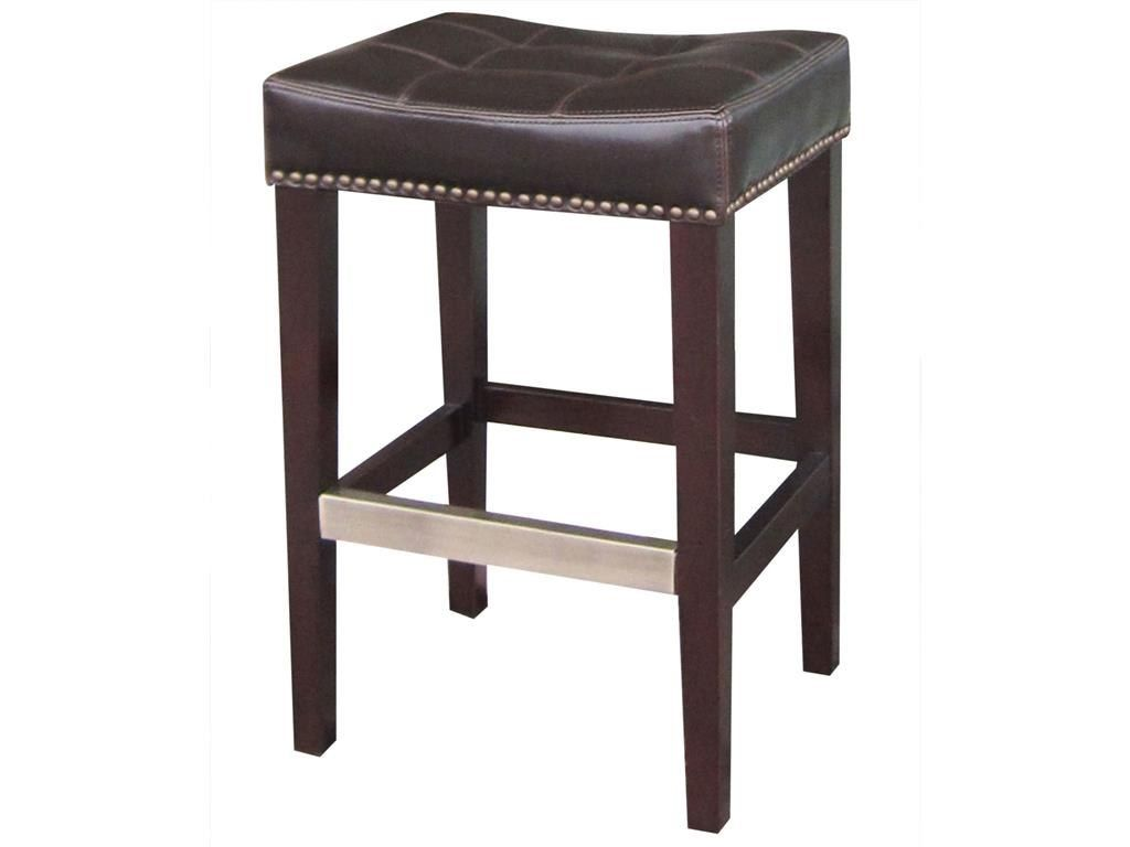 Miraculous Four Hands Ashford Java Sean Counterstool With Kickplate Unemploymentrelief Wooden Chair Designs For Living Room Unemploymentrelieforg