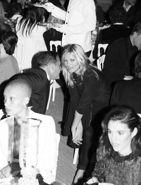 Inside the Vogue Paris Foundation Gala with Kate Moss