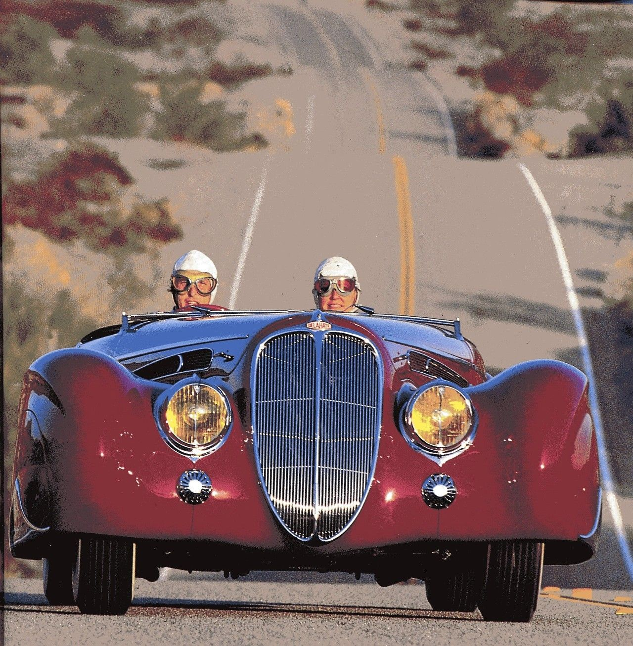 "Best 30 Luxury Porsche Sport Cars Collections: Frenchcurious: ""Delahaye 165 V12 Figoni & Falaschi 1938"
