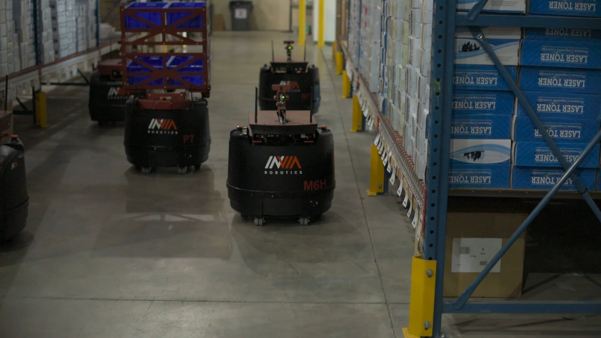 Invia Robotics/LD Products CaseStudy