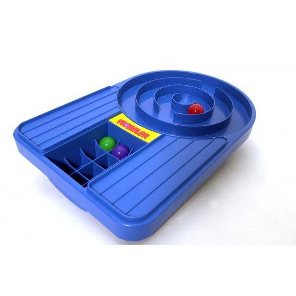 Balance Board Maze Game: The Wobbler Balance Board Game.