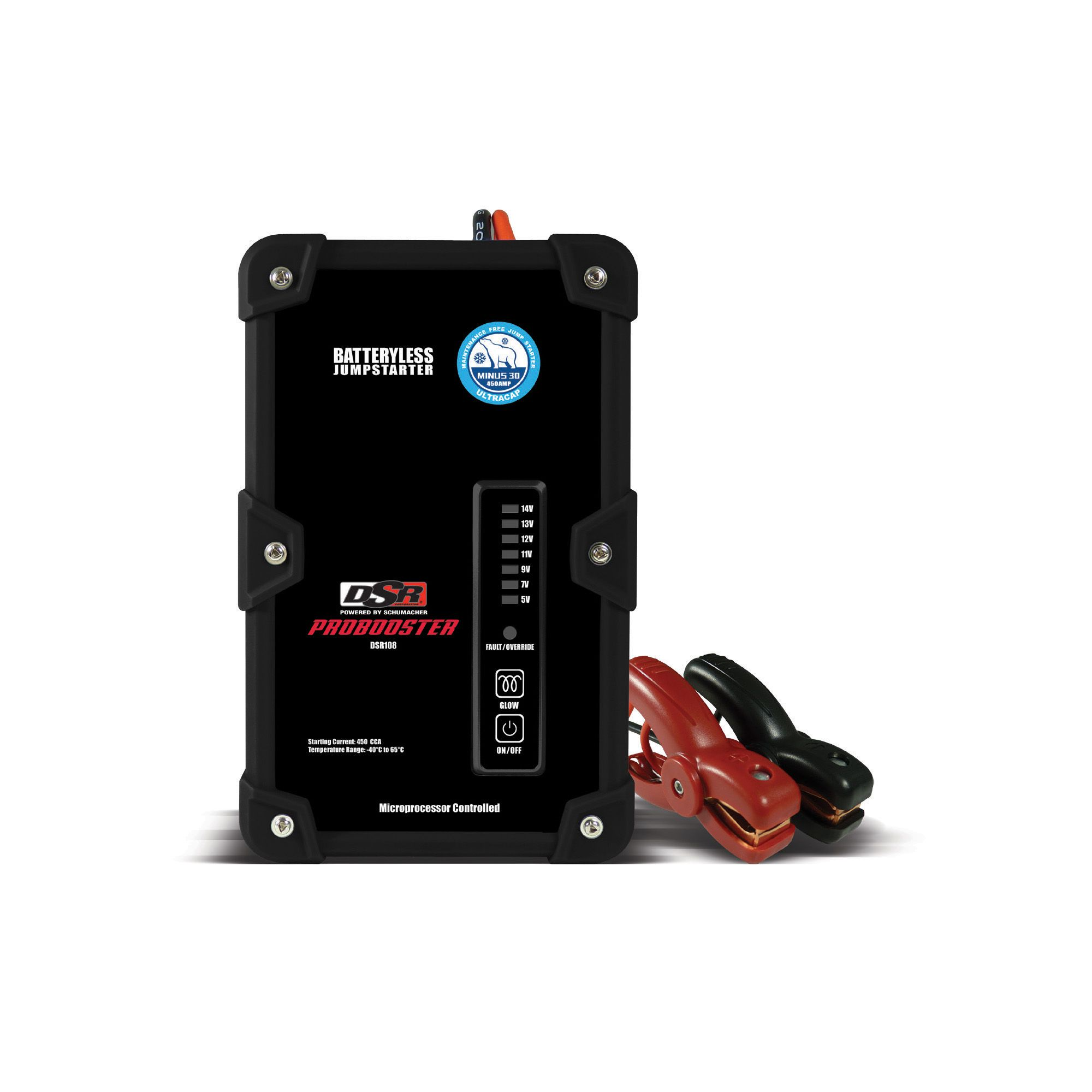 Schumacher 12v 450a Batteryless Jumpstarter Part No