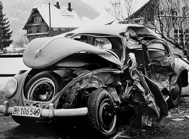 Beetle Wrecks, 1940s1970s Cocinelle, Vehicule