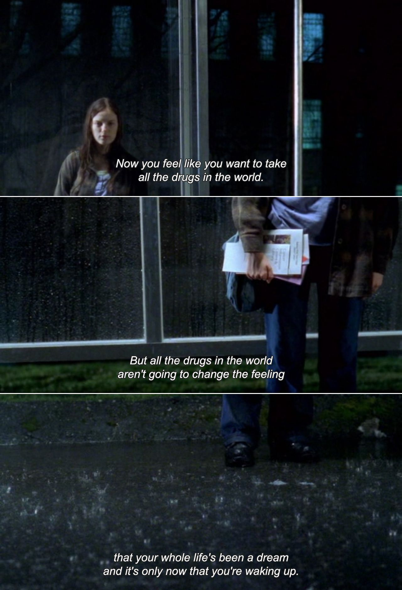 Anamorphosis And Isolate Movie Quotes Best Movie Lines Movie Lines