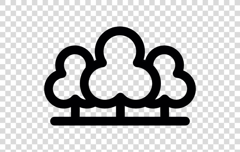 Tree Symbol User Interface Tree Png Tree Area Black And White Forest Fruit Tree Symbols User Interface Black And White