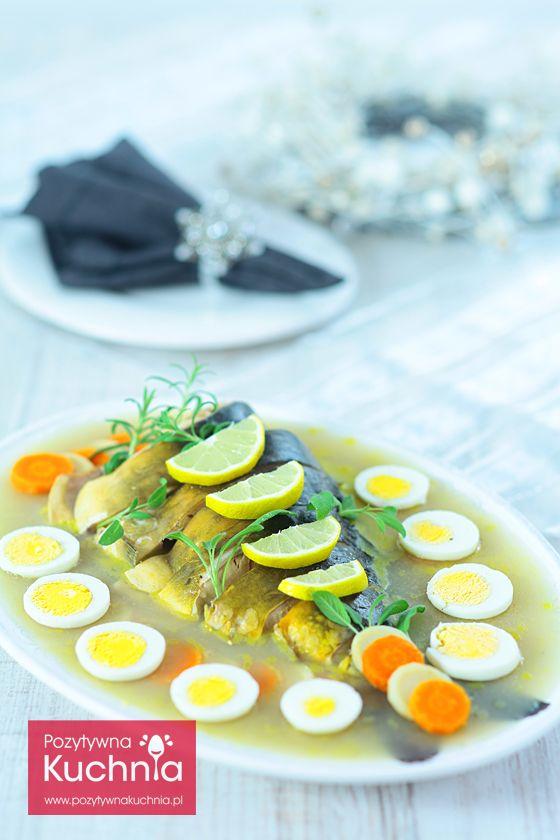 Karp W Galarecie Przepis Dorota Kaminska Recipe Polish Recipes Russian Recipes Cooking
