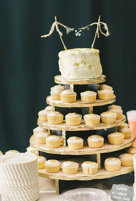 Nontraditional Wedding Cake Ideas | Nontraditional wedding, Wedding ...