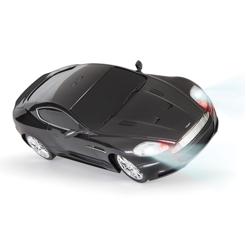 The James Bond Remote Controlled Stunt Car -This Looks