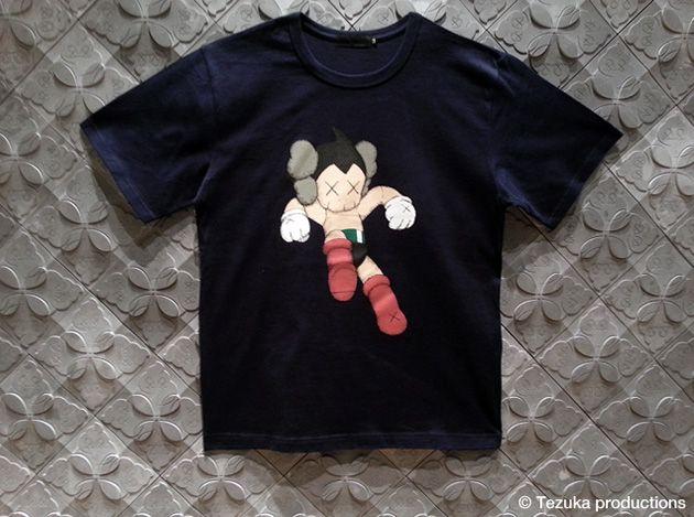 3b77ab6e70a57 Original Fake Astro Boy KAWS Version T-Shirt Collection | mf | Astro ...