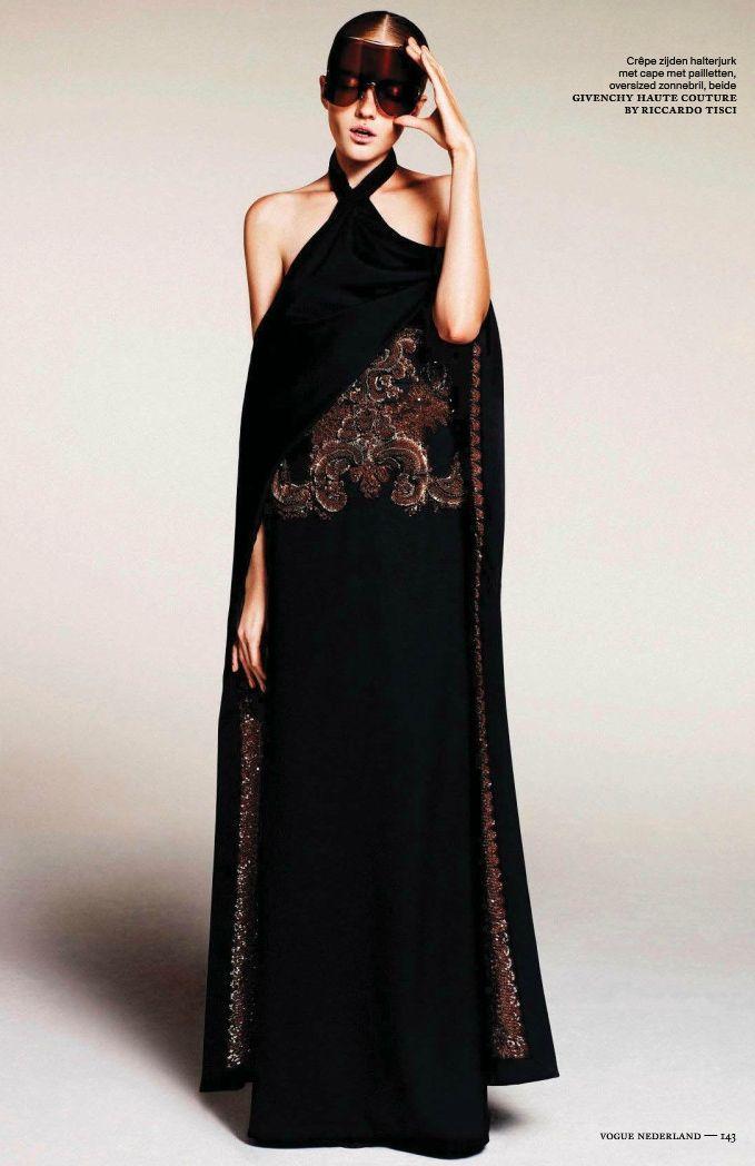 Givenchy and Balmain.