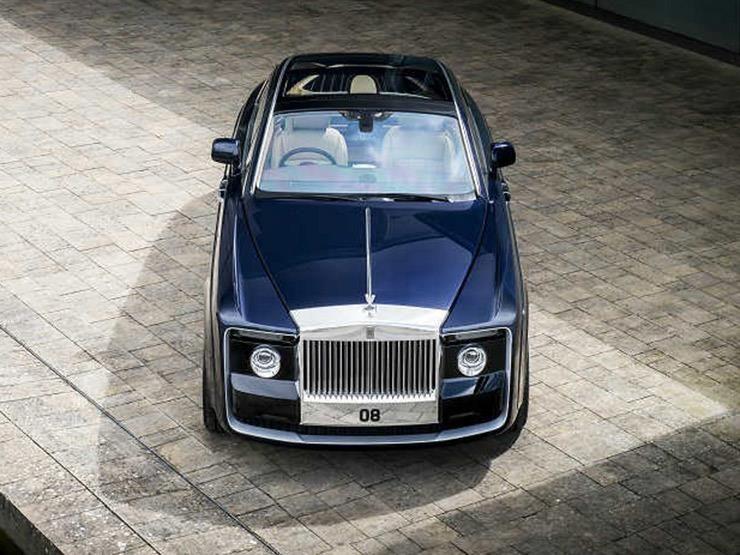 أغلى سيارة رولزرويس فى العالم بـ 12 8 مليون دولار Rolls Royce New Rolls Royce Rolls Royce Cars