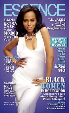 Essence Magazine March 2012