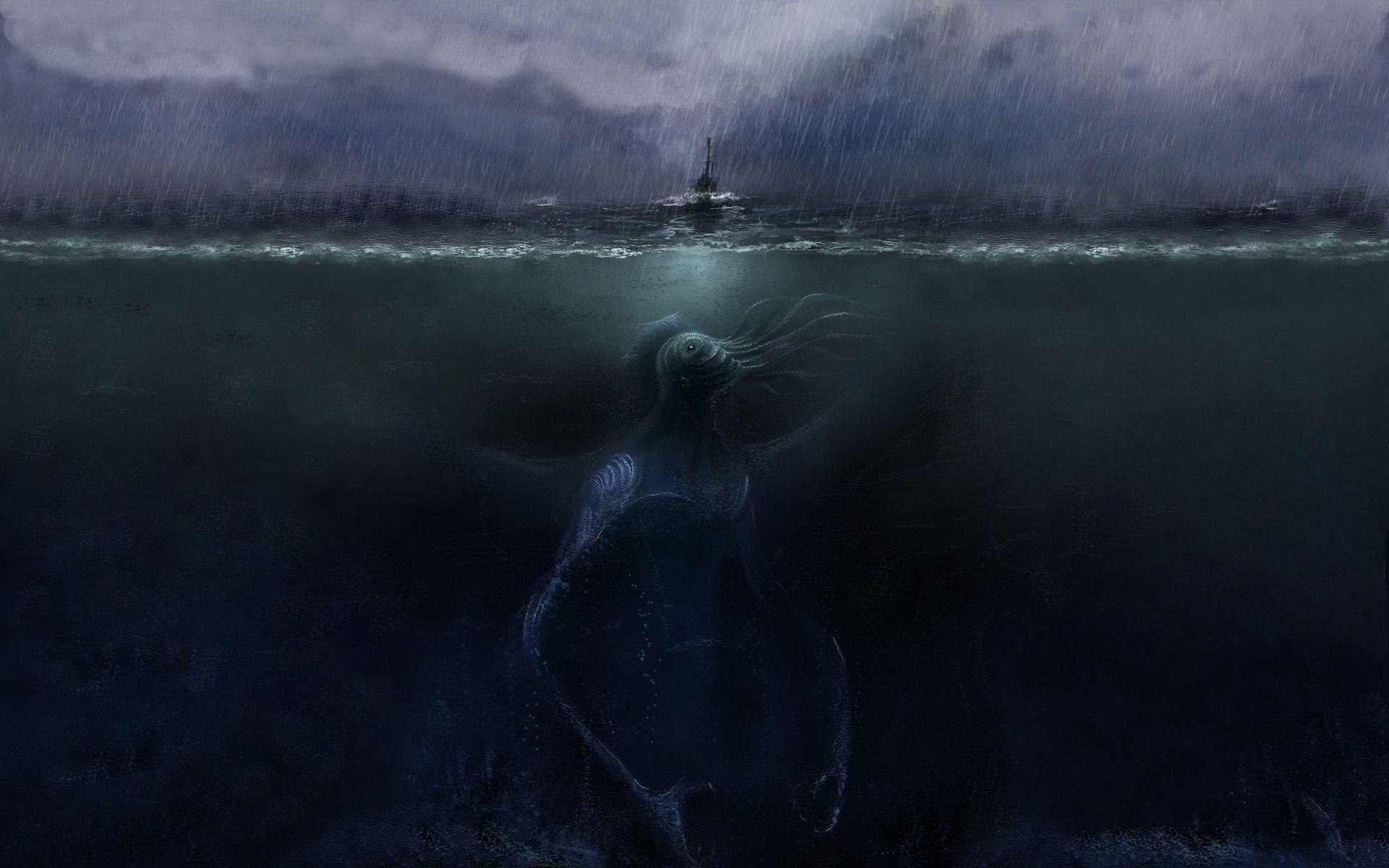 Pics and Wallpaper: Deep Sea Creature