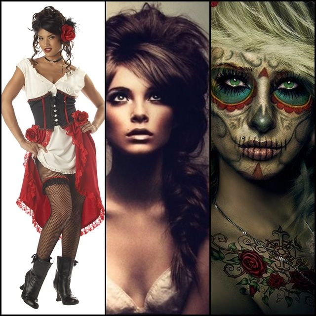 costume idea for this halloween - the costume | hair | makeup (variation of)