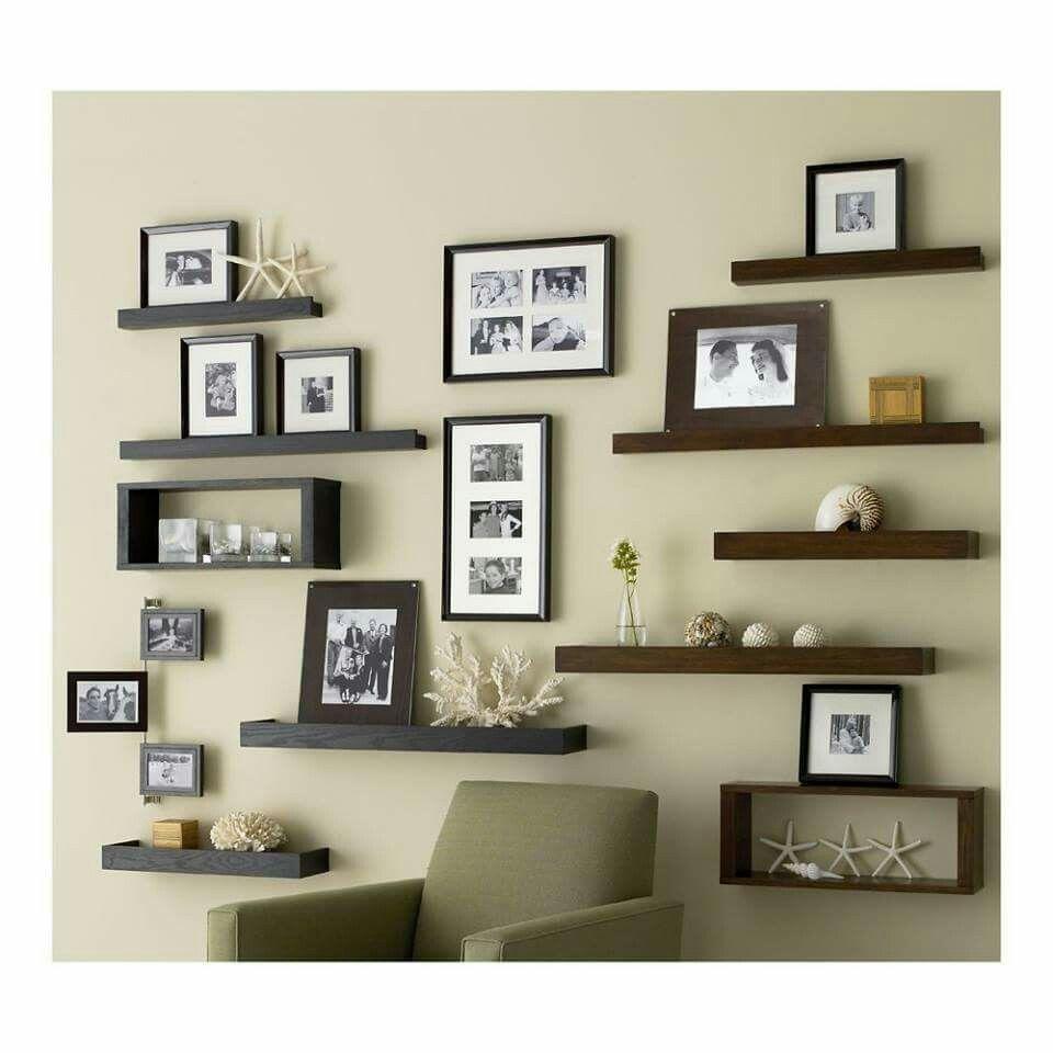 Repisas decorativas versatil muebles pinterest for Ideas decorativas hogar
