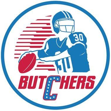 BUTCHERS 30 years Butchersin alkuperäisen logon retusointi. [graafinentyö: Tomi H. ja Janne R.]