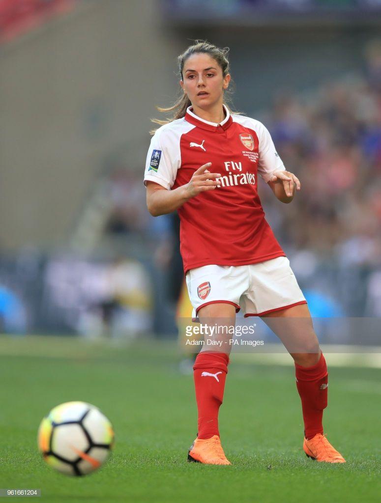 Danielle Van De Donk Voetbal Meisjes Voetbal Meisjes