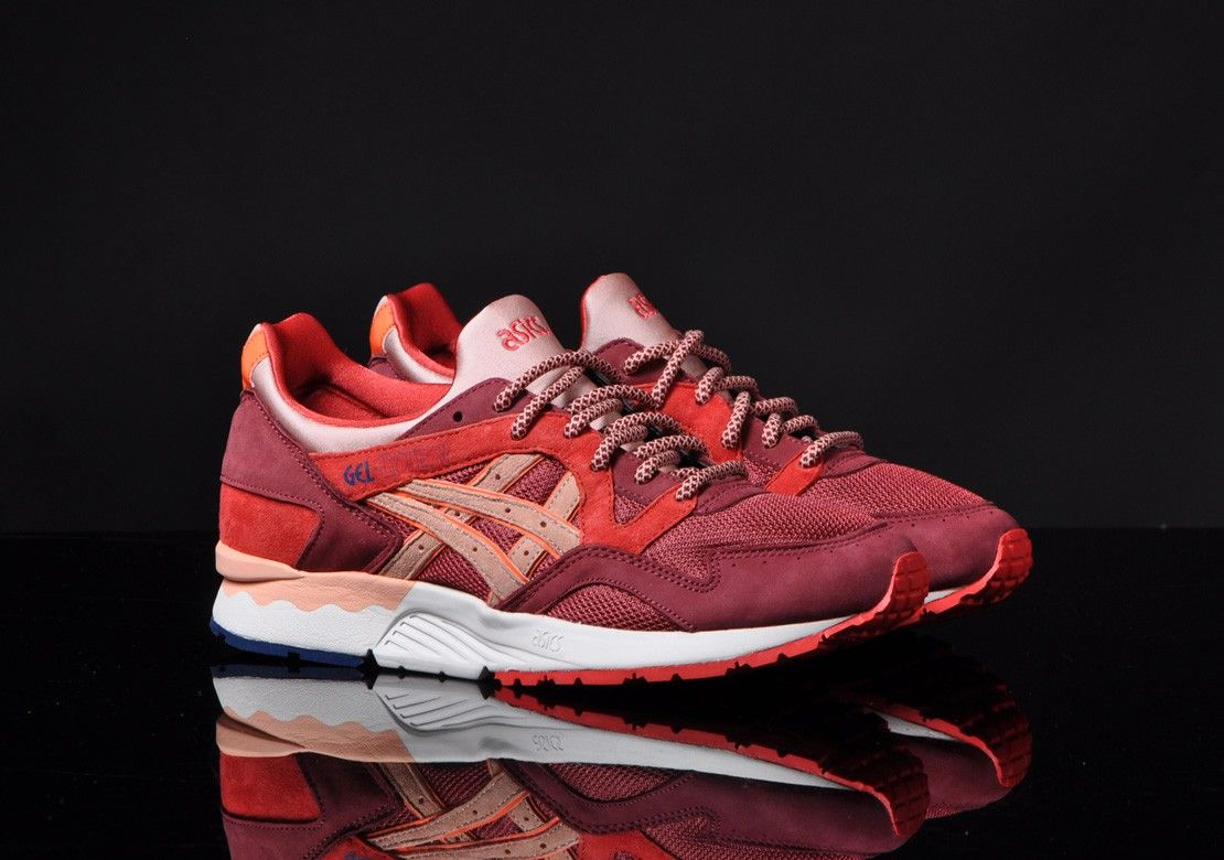 new product ca1c9 f5e1b Ronnie Fieg x Asics Gel Lyte V 'Volcano' | What TO wear ...
