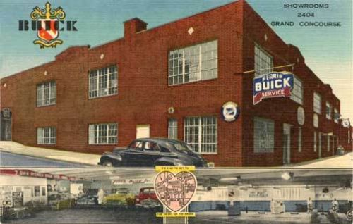 Bronx Car Dealers >> Bronx Ny Ferris Buick Car Dealership Photograph Cars Buick Cars