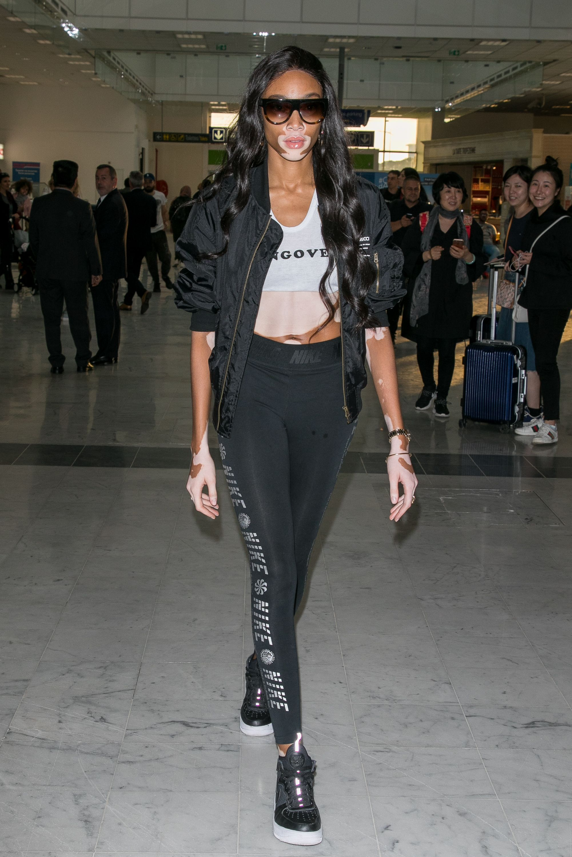 43 Fashionable Times Celebrities Killed the Airport StyleGame