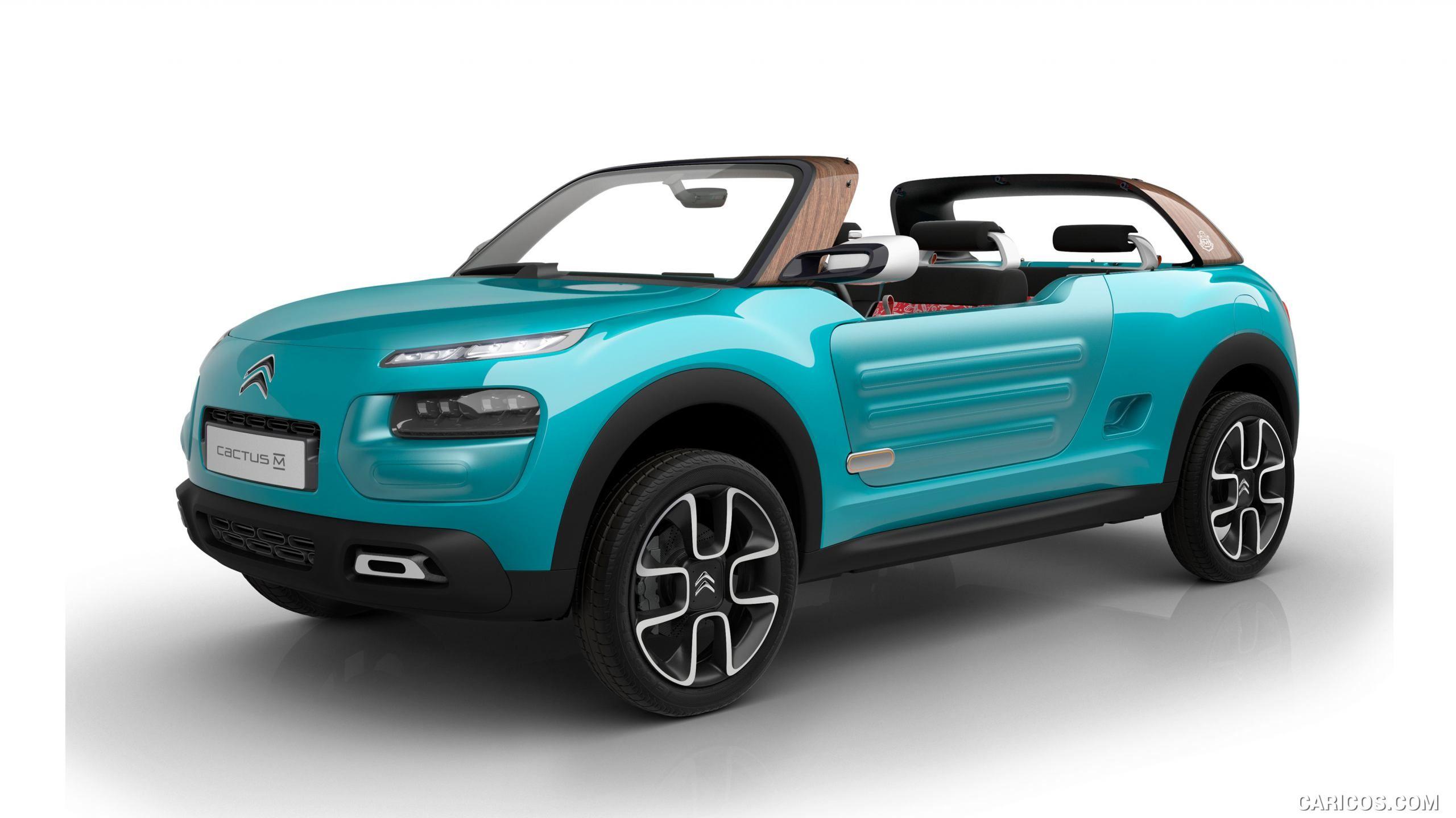 2015 Citroen Cactus M Concept Wallpaper Concept Cars Citroen