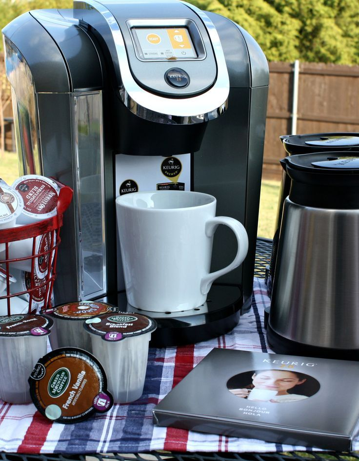 how to make iced coffee with keurig 2.0