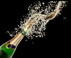 Champagne Bottle Confetti Illustration Png Alcoholic Drink Celebrate Celebration Celebrations Champagne Glass Champagne Champagne Bottle Free Clip Art