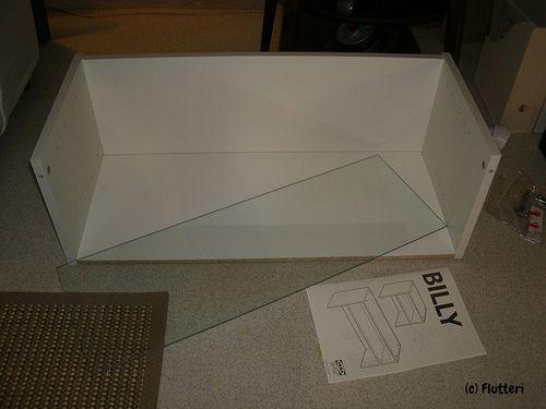 Ikea billy roborovski hamster cage ideas pinterest for Ikea hamster cage