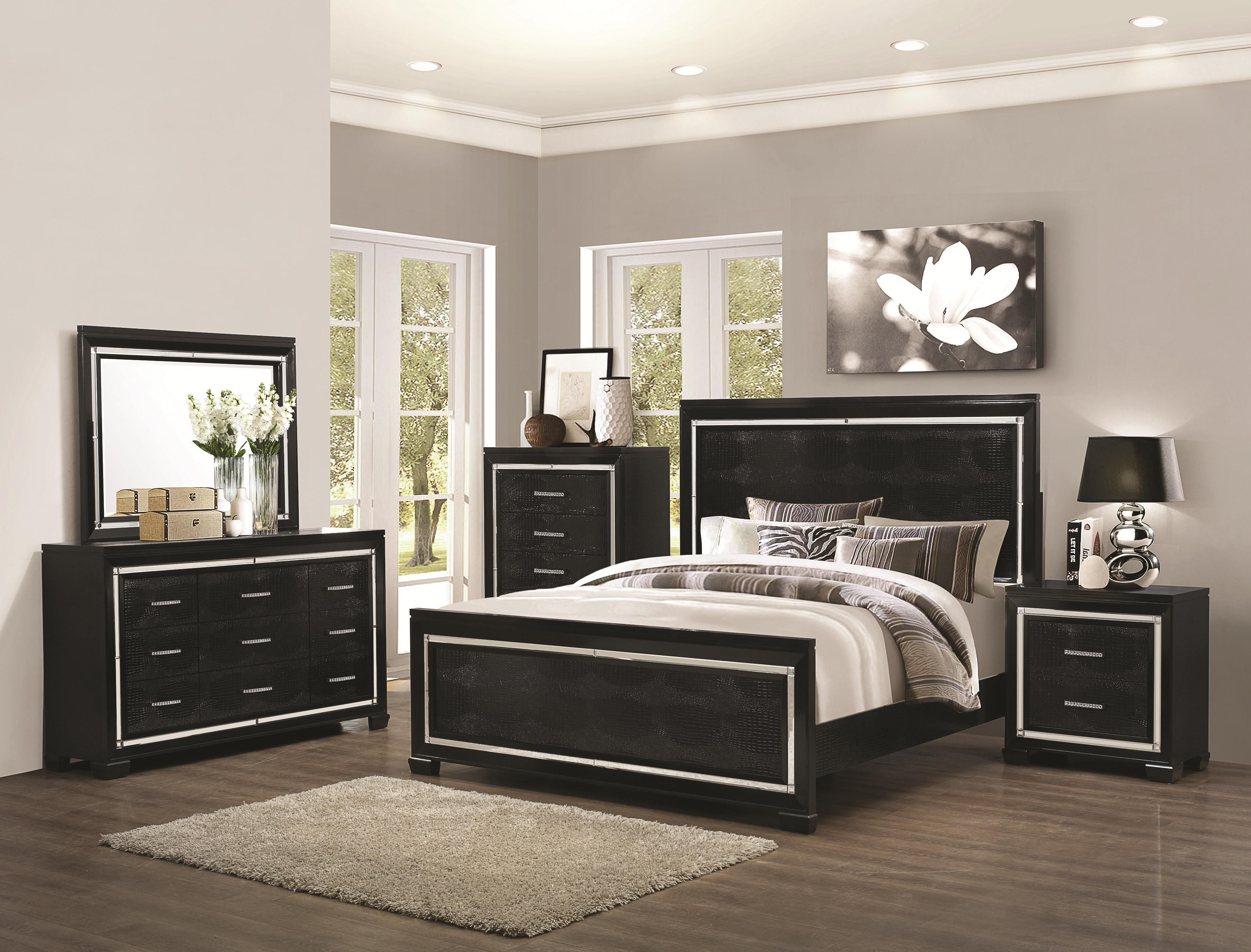 bedroom furniture dallas - King Bedroom Sets Dallas