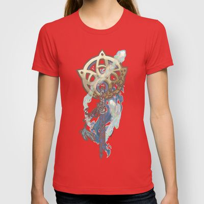 The Summoner T-shirt by geekminimal - $18.00