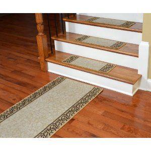 Best Dean Washable Non Skid Carpet Stair Treads Garden Path 400 x 300