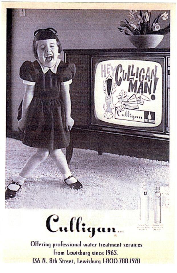 Culligan Culligan Man Vintage Ads