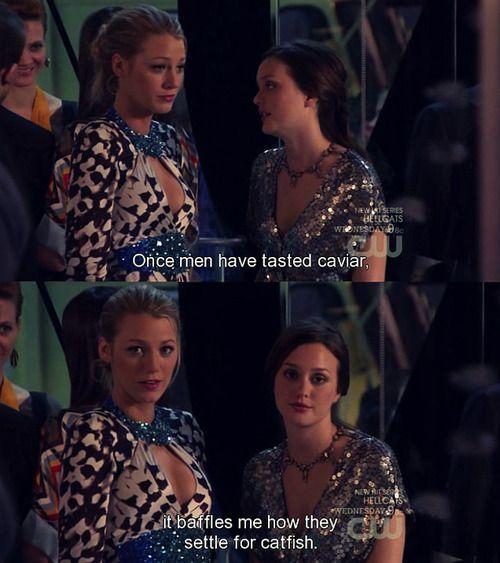 Gossip Girl perfect description