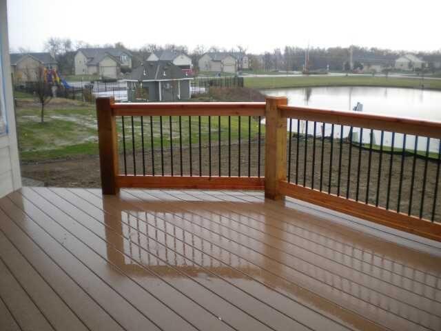 Superb Deck Construction