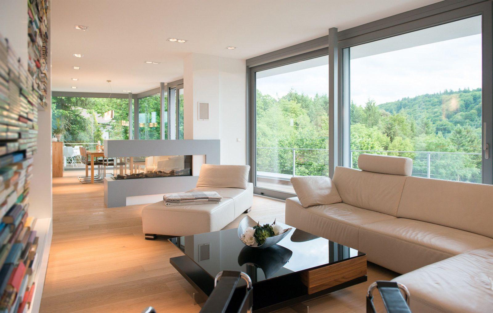 Modernes Architektenhaus Pforzheim bauen | Modern interiors, Design ...