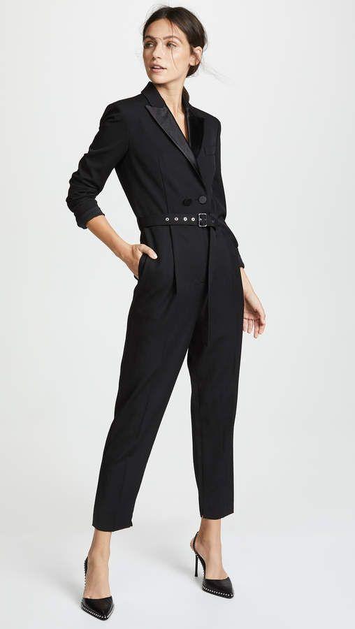 c1ec3c852d8973 Edition10 Blazer Jumpsuit