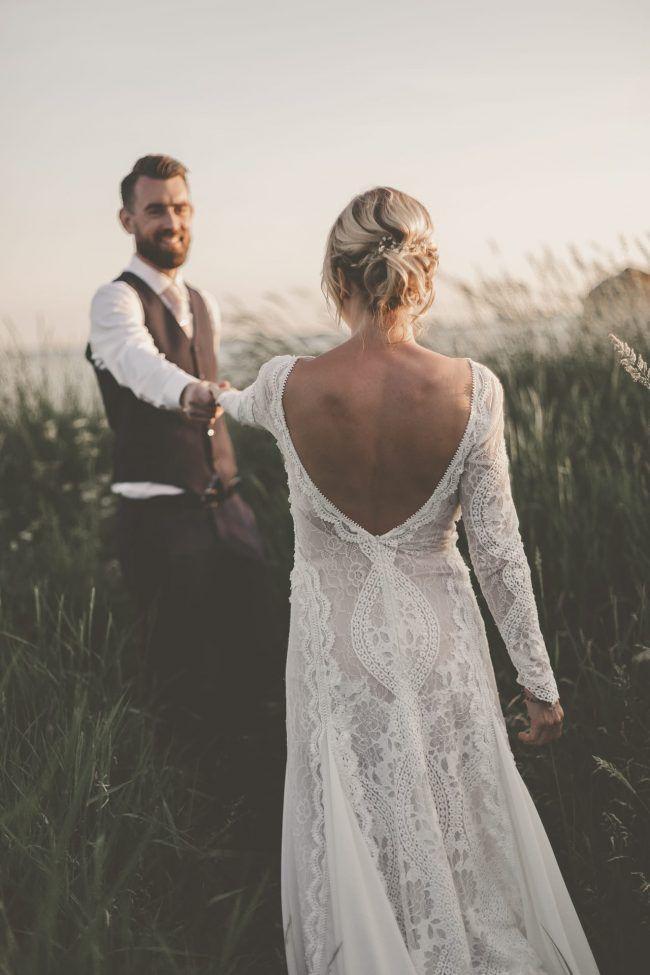 Utomhusbröllop i Varberg - Jennifer Nilsson