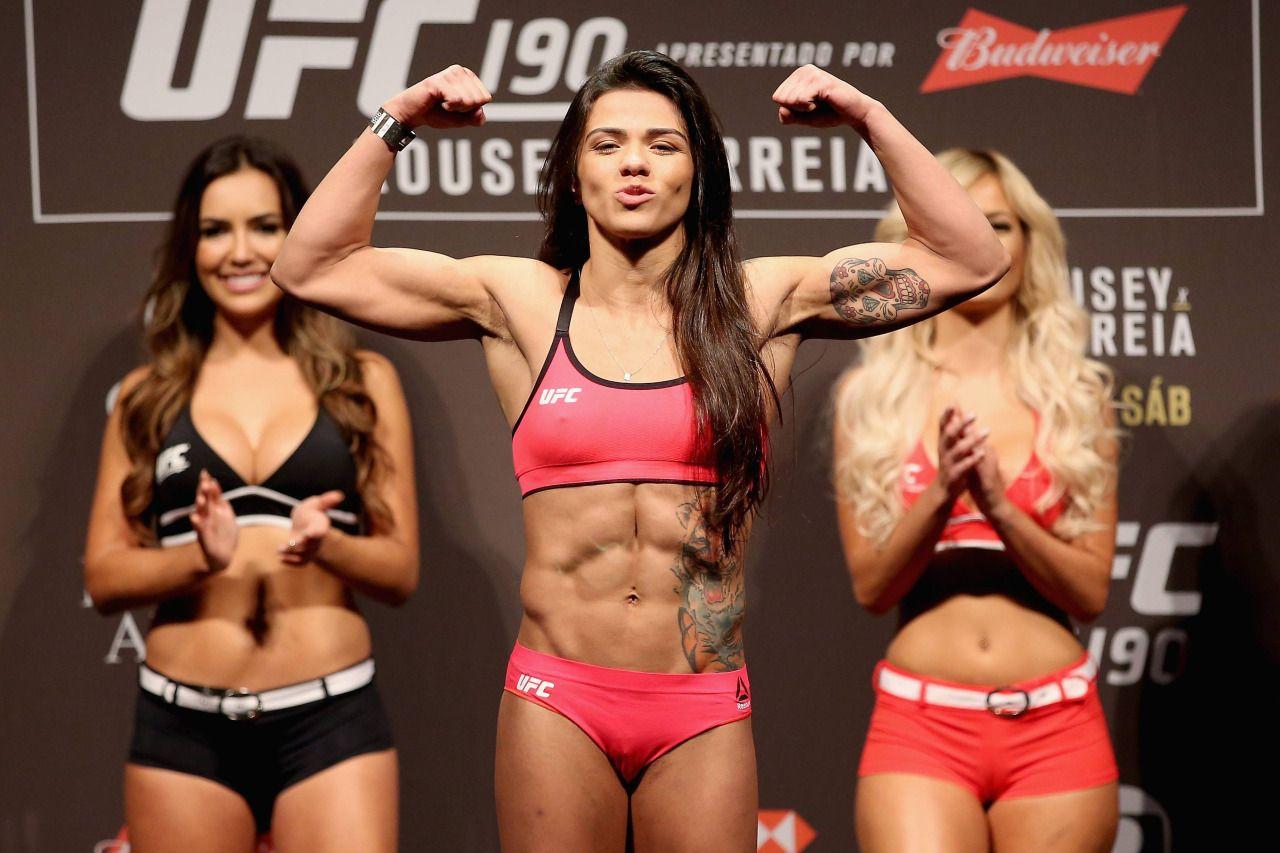 Claudia Gadelha group abs muscle Claudia Gadelha | Ufc, Mma, Ronda ...