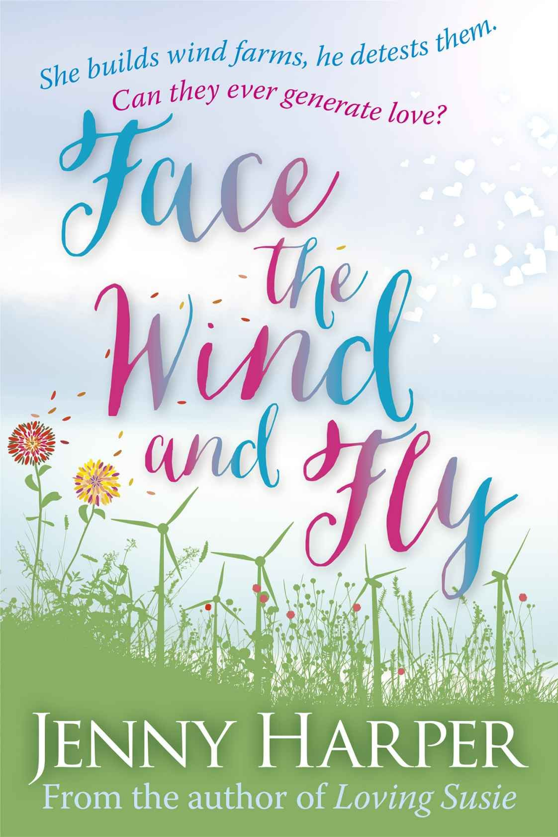 Face the Wind and Fly eBook Jenny Harper