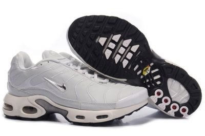 more photos e0f9f c958a Sales Fashion 2016 Nike Tn Men Coach Running Shoes,New style Homme TN  requin pas cher chaussures Tout blanc A8860