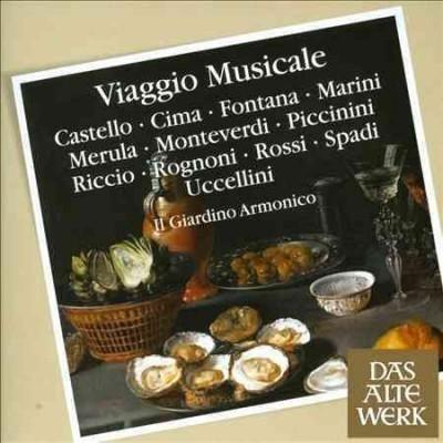 Enrico Onofri - Viaggio Musicale