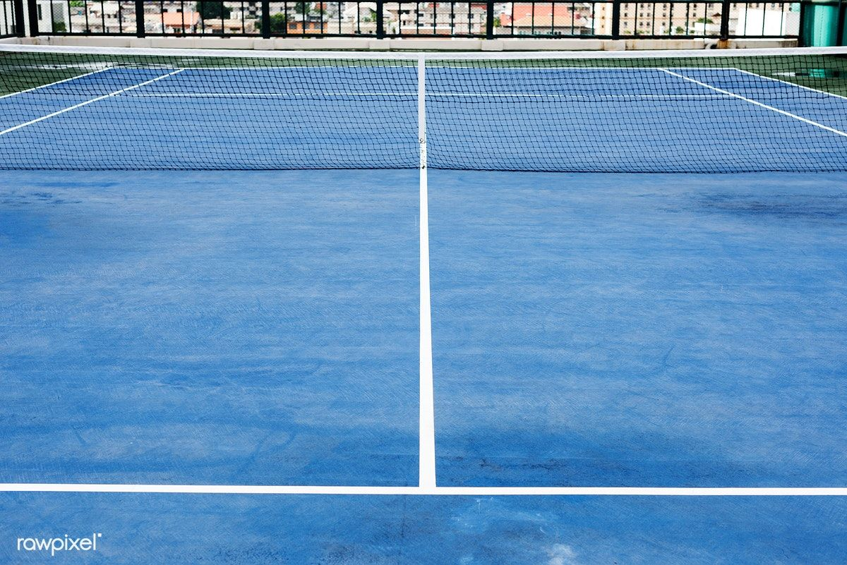 Tennis Court Sport Match Play Game Concept Free Image By Rawpixel Com Tenisz