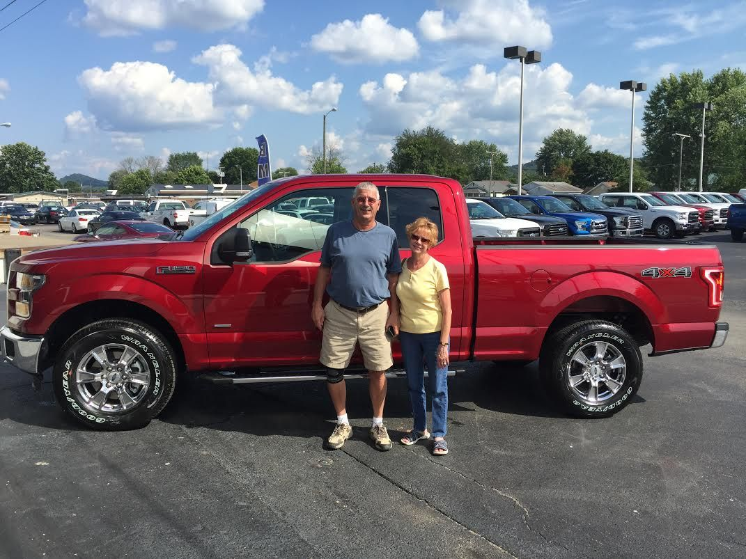 Congratulations Randall and Sally Humphrey on your new