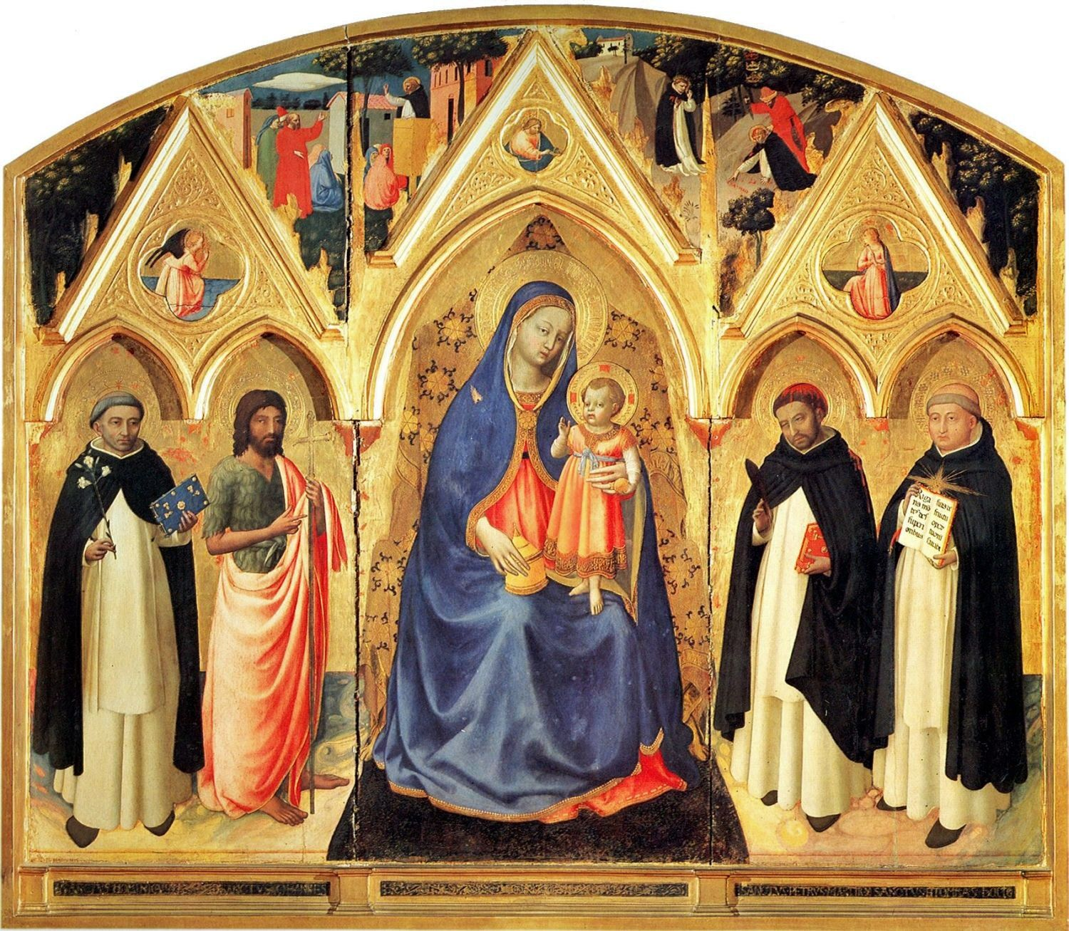 Fra Angelico 1387-1455