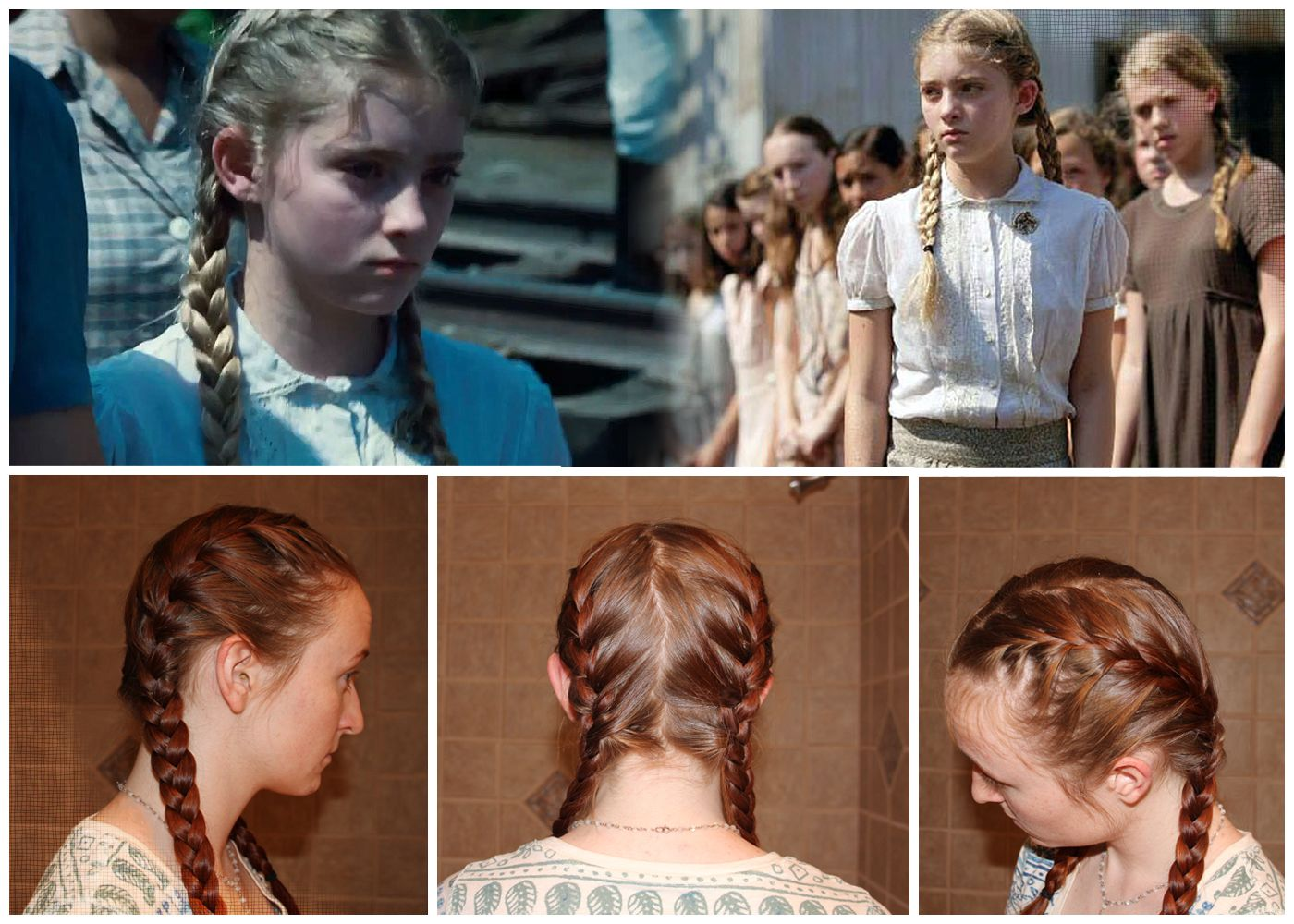 The Best Prim Hairstyle Hunger Games Gif